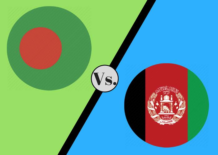 Afghanistan v Bangladesh in India, 2018