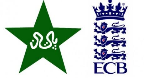 England v Pakistan - 2015
