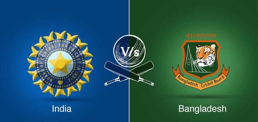 India A v Bangladesh A - 2015