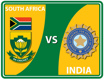 India v South Africa - 2015