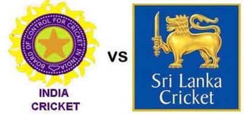 India v Sri Lanka, 2015