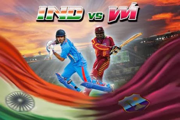 West Indies v India, 2016