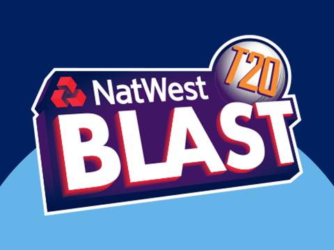 NatWest T20 Blast, 2017