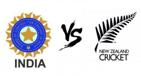 New Zealand Tour of India, 2017