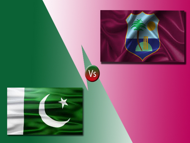 Pakistan vs West Indies - 2018