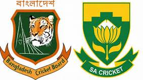 Bangladesh Tour of South Africa, 2017