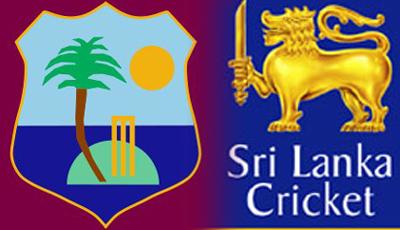 West Indies v Sri Lanka - 2015