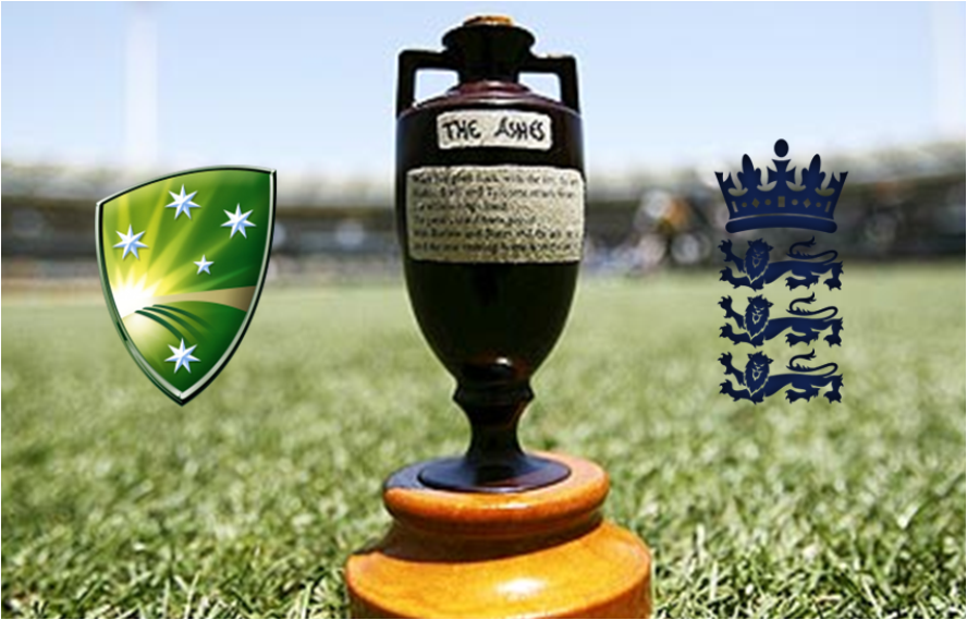 The Ashes, 2015