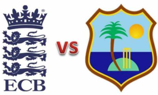 West Indies v England - 2017